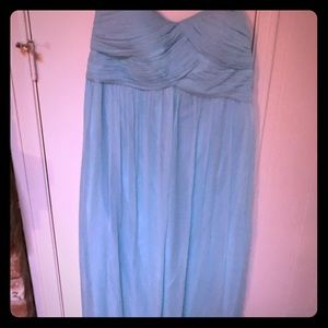 Blue formal dress size 18w